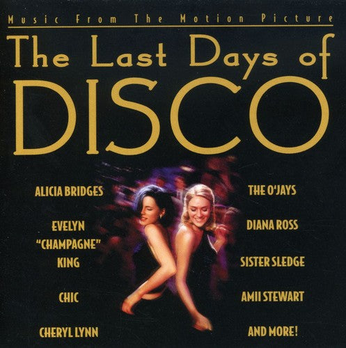 Various Artists: The Last Days of Disco (Original Soundtrack)