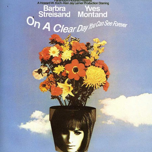 Barbra Streisand: On A Clear Day You Can See Forever: Original Soundtrack Recording