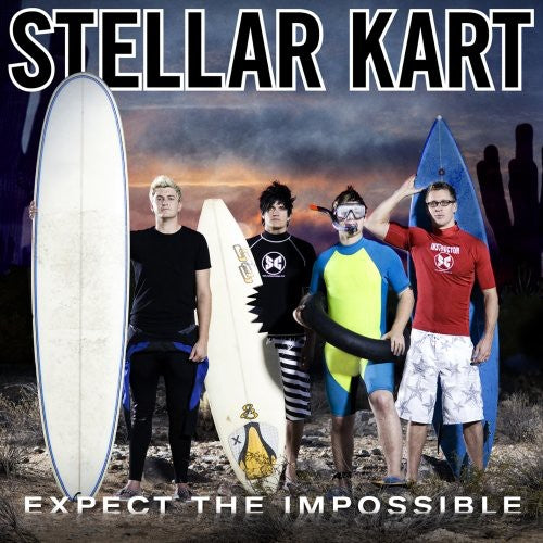 Stellar Kart: Expect The Impossible