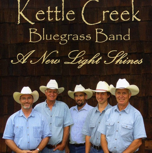 Kettle Creek Bluegrass Band: New Light Shines