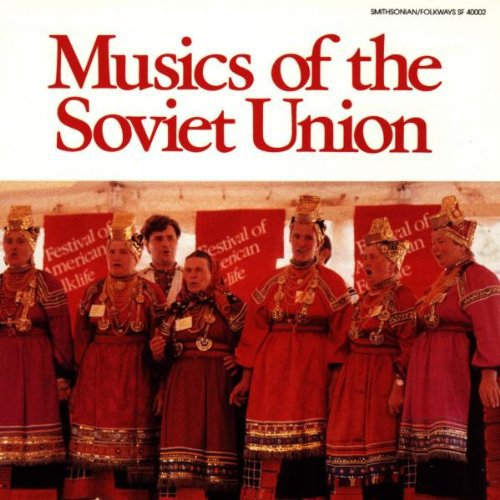 Various Artists: Music of the Soviet Union / Various