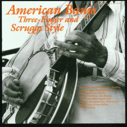 Various Artists: Scruggs Banjo Style / Various