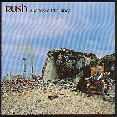 Rush: Farewell To Kings (remastered)