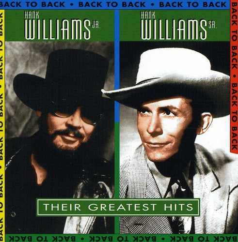 Hank Williams Jr.: Back to Back: Their Greatest