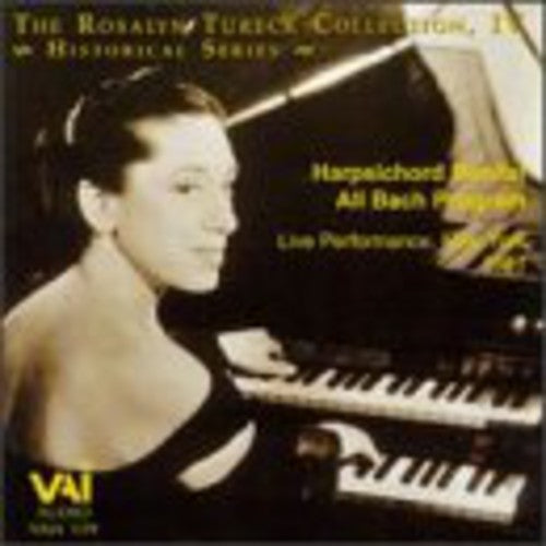 Rosalyn Tureck: Plays Harpsichord