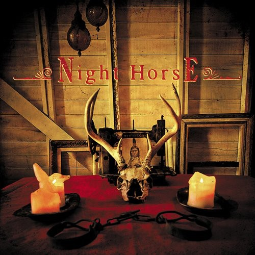 Night Horse: The Dark Won't Hide You