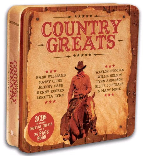 Various Artists: Country Greats / Various