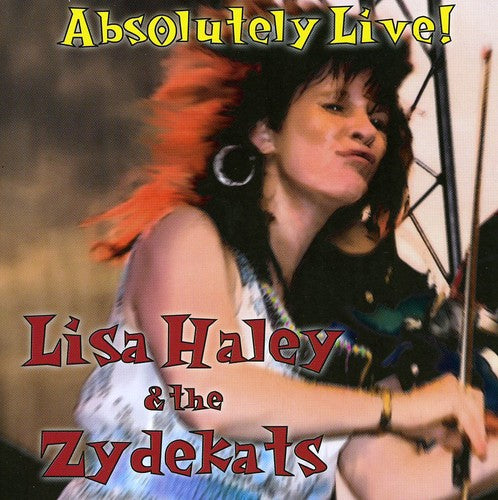 Lisa Haley: Alsolutely Live!