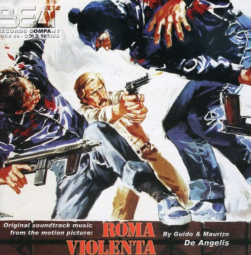 Various Artists: Roma Violenta (Violent City) (Original Soundtrack Music From the Motion Picture)