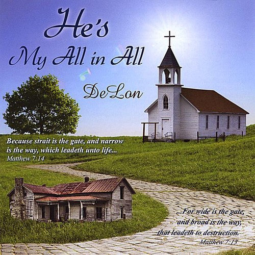 Delon: He's My All in All