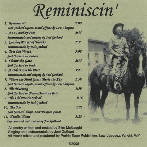 Slim McNaught: Reminiscin