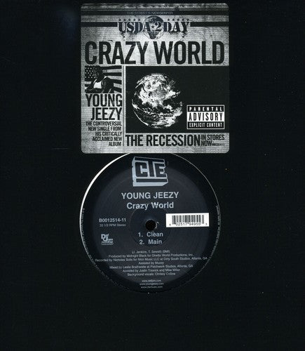 Young Jeezy: Crazy World