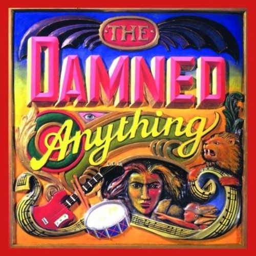 The Damned: Anything