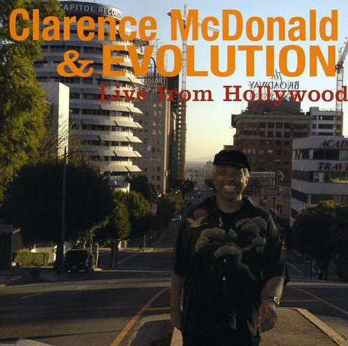 Clarence McDonald: Live from Hollywood