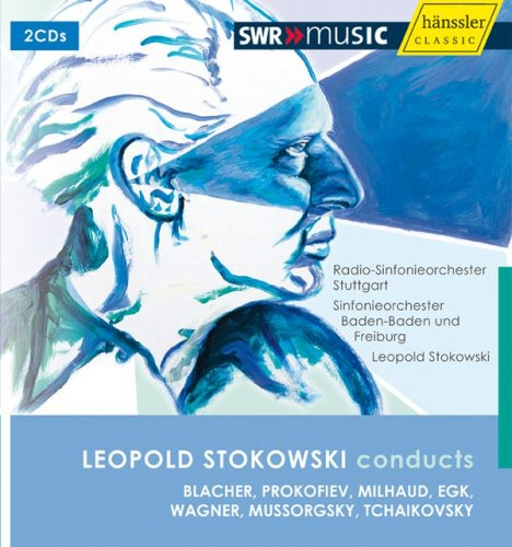 Leopold Stokowski: Conducts Prokofiev Wagner & More