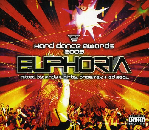 Various Artists: Euphoria: Hard Dance Awards / Various