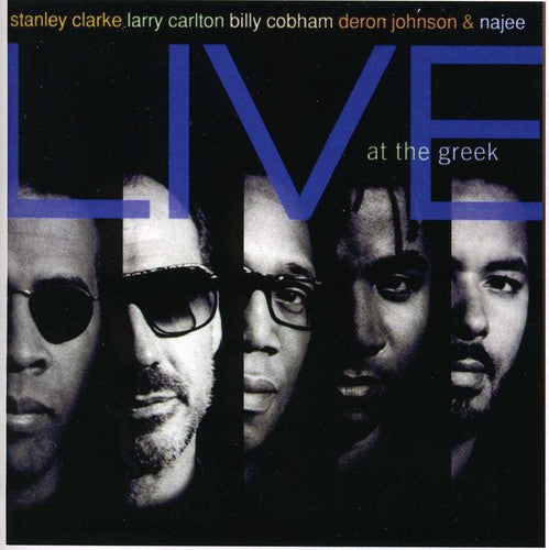 Stanley Clarke: Live at the Greek
