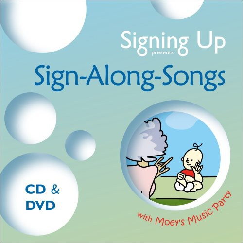 Moey's Music Party: Sign-Along-Songs