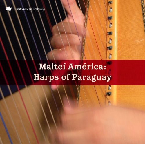 Various Artists: Matei America: Harps Of Paraguay
