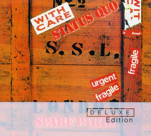 Status Quo: Spare Parts [Deluxe Edition] [Bonus CD] [Remastered]