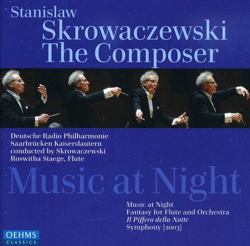 Skrowaczewski / Staege / Deutsche Radio Phil: Music at Night
