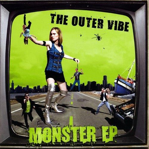The Outer Vibe: Monster EP