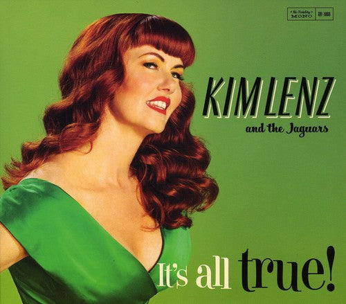 Kim Lenz: It's All True