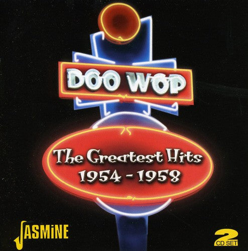 Various Artists: Doo-Wop Greatest Hiits 1954-58