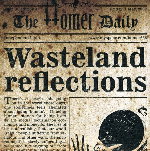 Homer: Wasteland Reflections