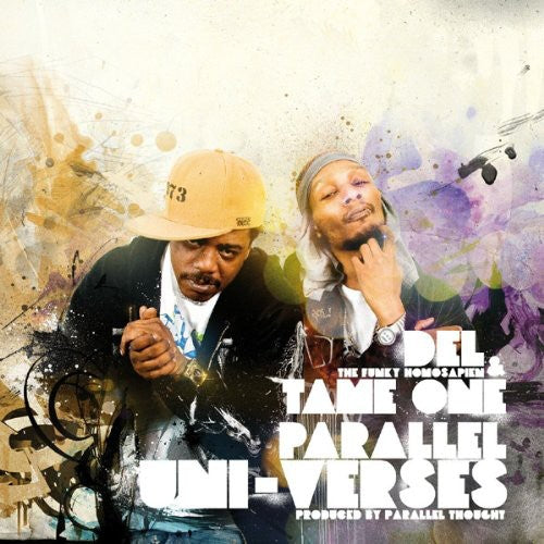 Del the Funky Homosapien: Parallel Uni-Verses