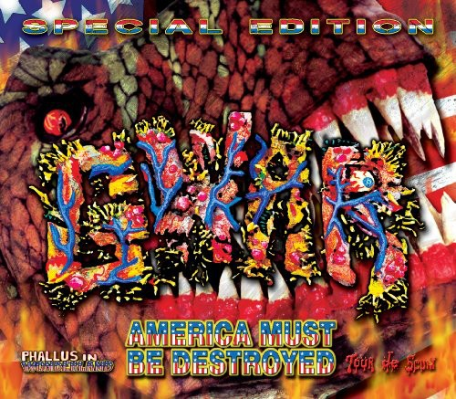Gwar: America Must Be Destroyed [Reissue] [With DVD] [Digipak]