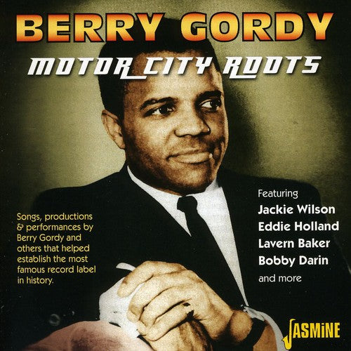Various Artists: Motor City Roots