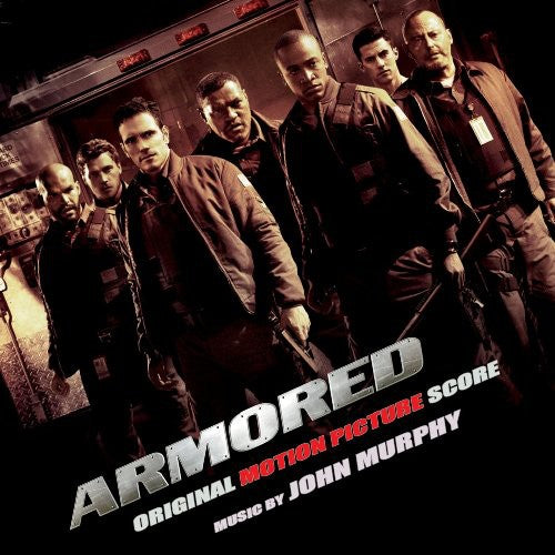 Various Artists: Armored (Original Soundtrack)