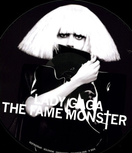 Lady Gaga: Fame Monster (Picture Disc)