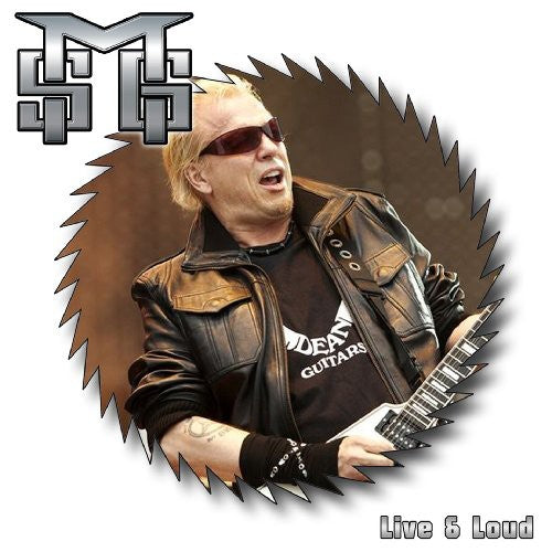 McAuley-Schenker Group: Live and Loud