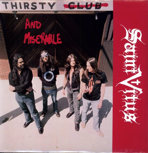 Saint Vitus: Thirsty and Miserable