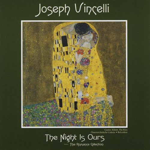 Joseph Vincelli: Night Is Ours