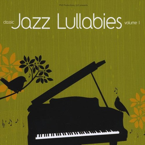 Phil Davis & Tiffany Davis: Classic Jazz Lullabies 1