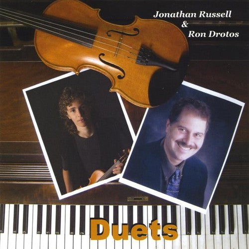 Jonathan Russell & Ron Drotos: Duets