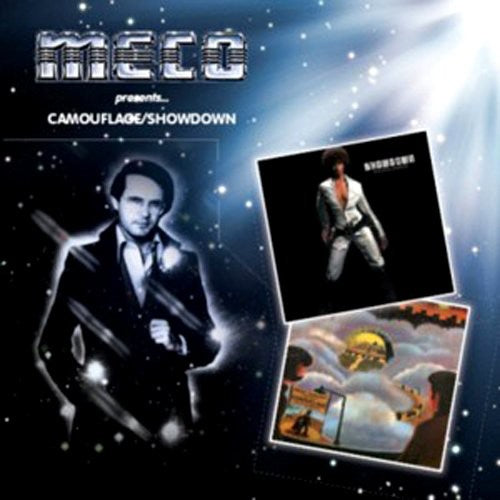 Meco: Camouflage Feat Mysti & Showdown Feat Sampson (2 LPs on one CD)