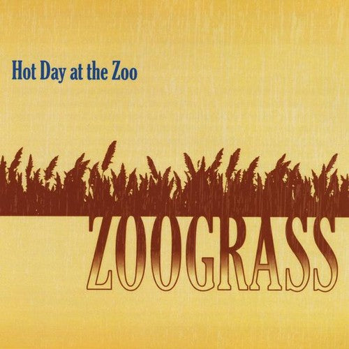 Hot Day at the Zoo: Zoograss