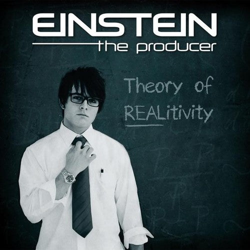Einstein the Producer: Theory of Realitivity EP