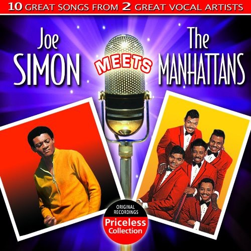Joe Simon: Joe Simon Meets the Manhattans