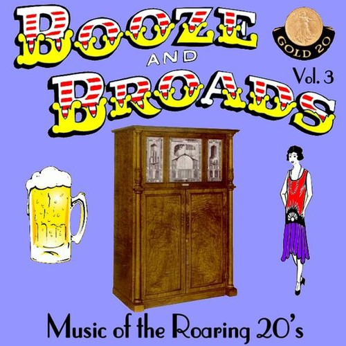 Booze & Broads: Music of the Roaring 20's