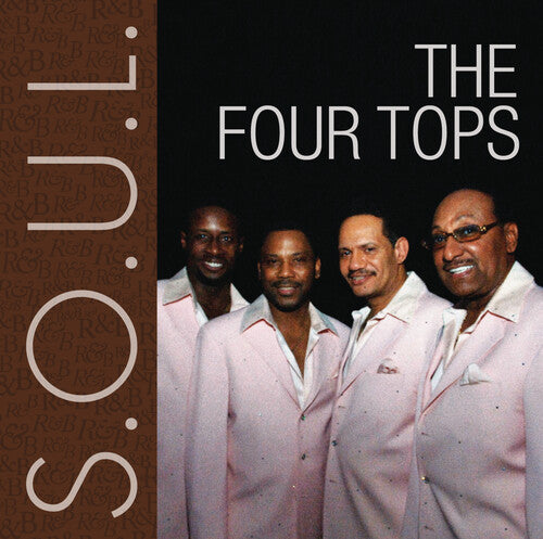 The Four Tops: S.O.U.L.