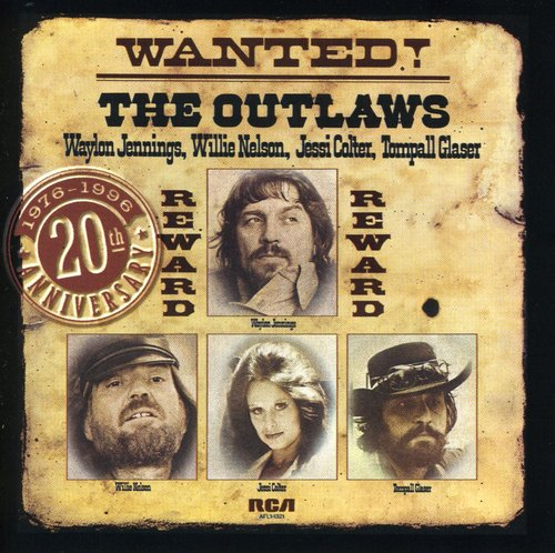 Waylon Jennings: Wanted: The Outlaws