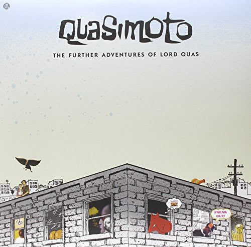 Quasimoto: The Further Adventures of Lord Quas