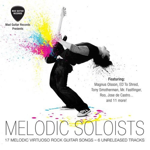 Various Artists: Melodic Soloists / Various