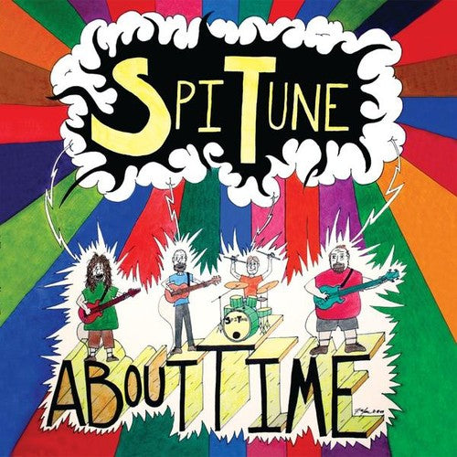 Spitune: About Time