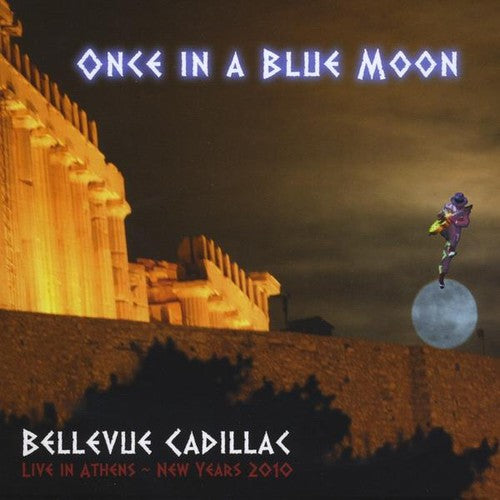 Bellevue Cadillac: Once in a Blue Moon